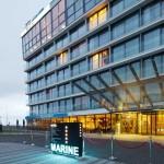 Hotel Marine in Kolberg. Copyright: Hotel Marine