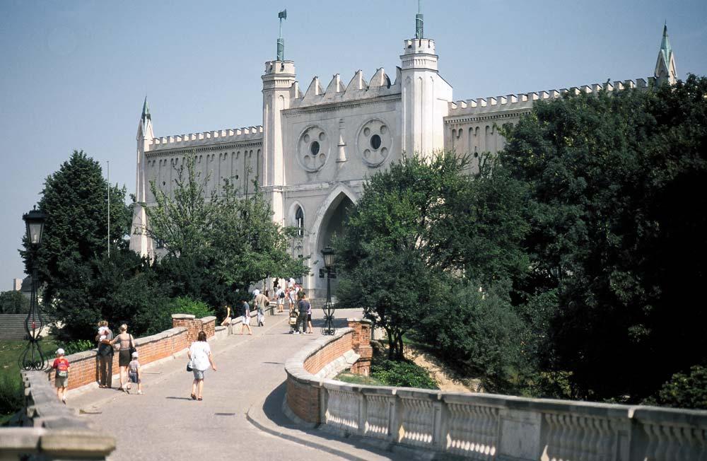 Schloss Lublin (© Polnisches Fremdenverkehrsamt)