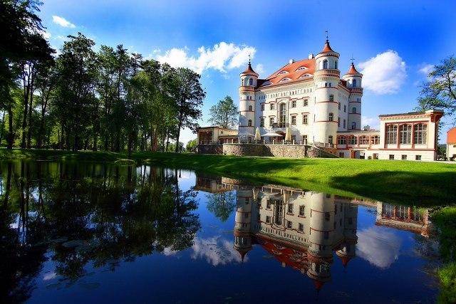 Schloss Wojanow. Foto: Marcin Oliva Soto