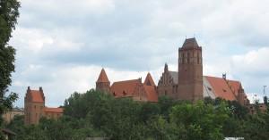 Burg Marienwerder Foto: Polnisches Fremdenverkehrsamt