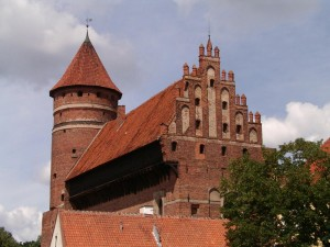 Schloss Allenstein Foto: Polnisches Fremdenverkehrsamt