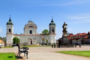 Tykocin - town square, Polish Cities © plrang - Fotolia