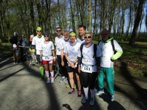 Das brylla reisen-Marathon-Team
