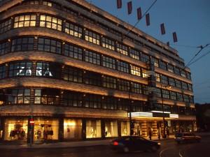 Breslau Warenhaus Wertheim