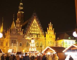 Weihnachten Breslau (© C. Erdmann)