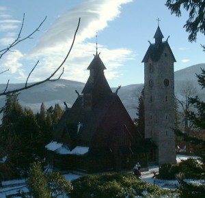 Kirche Wang (Foto: © Merlin)