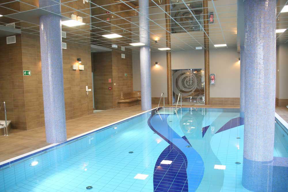 Pool des Hotel Olymp (Bild Hotel Olymp)