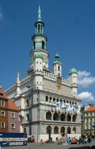 Posen Rathaus (© Radomil talk)