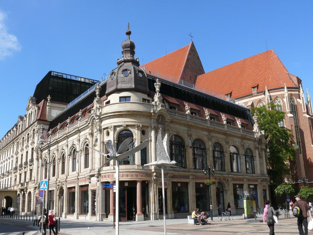 Hotel Monopol Breslau (© Barbara-Wrzesińska)