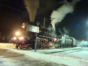 Eisenbahnmuseum Chabówka (© travelarz)