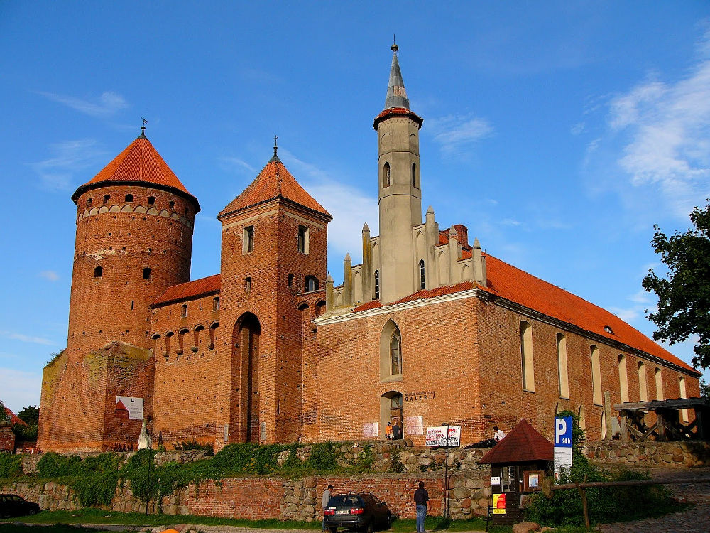 Rössel Ordensburg (© gliwi)