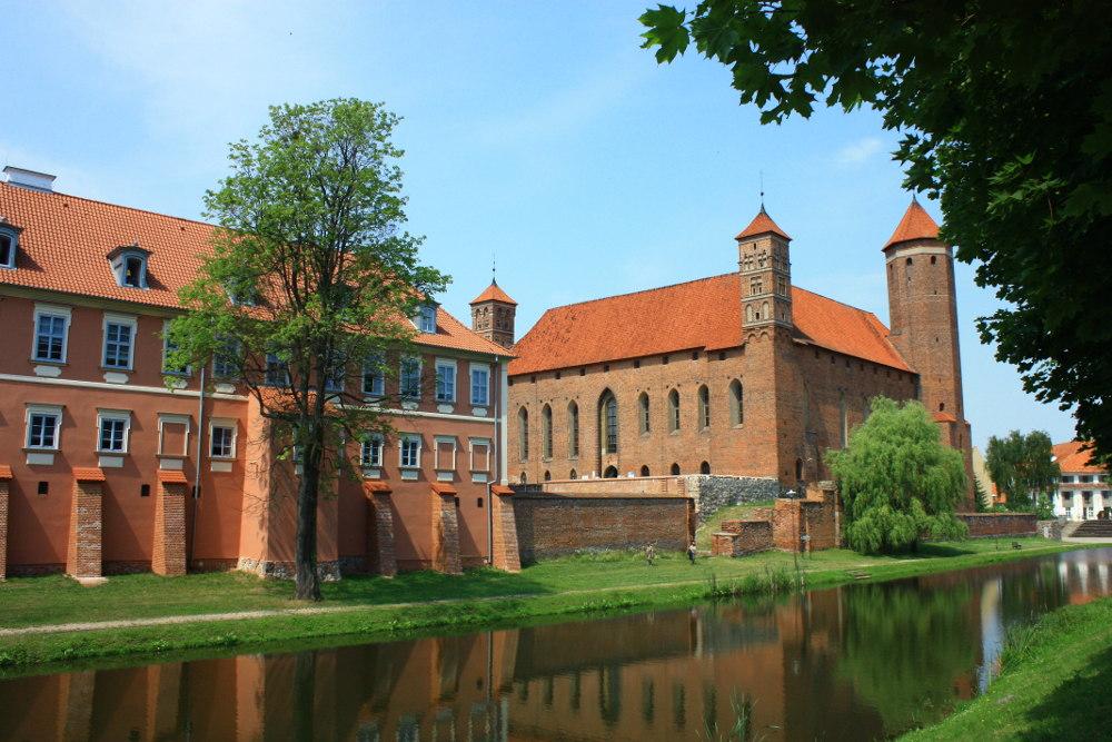Schloss Heilsberg (© Dawid-Galus)