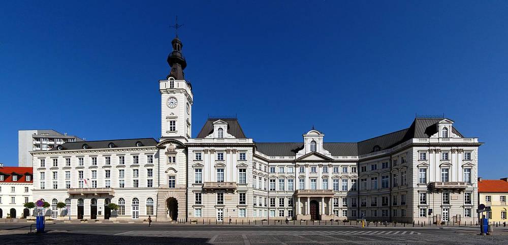 Jabłonowski Palais (© Marcin Białek)