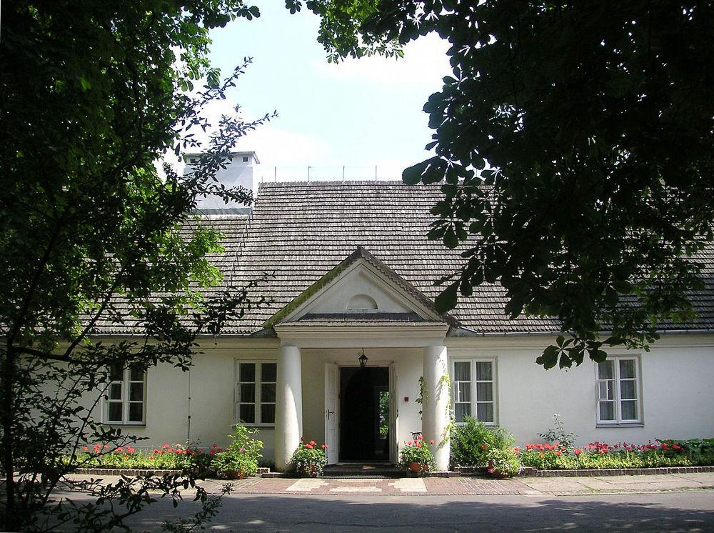 Chopins Geburtshaus (®Wojsyl)