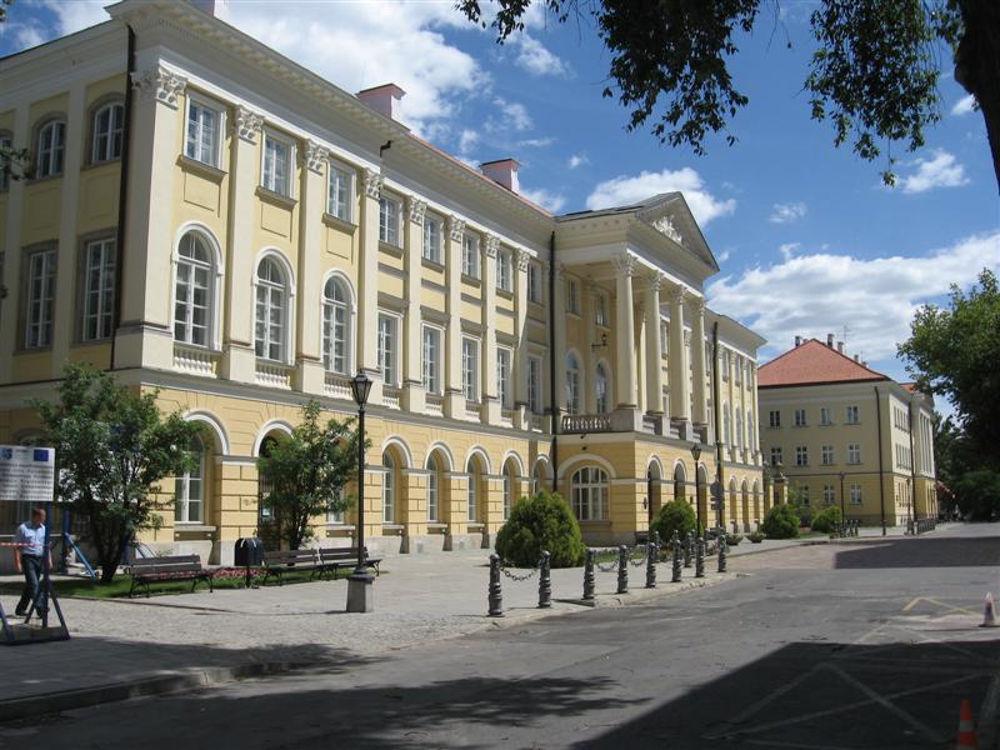 Kazimierz-Palast (Public Domain)