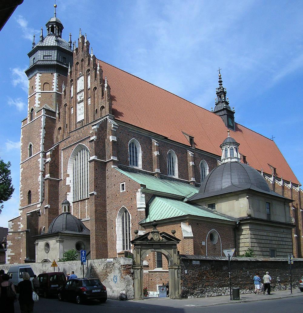 Fronleichnamskirche Krakau (© Bartek444)
