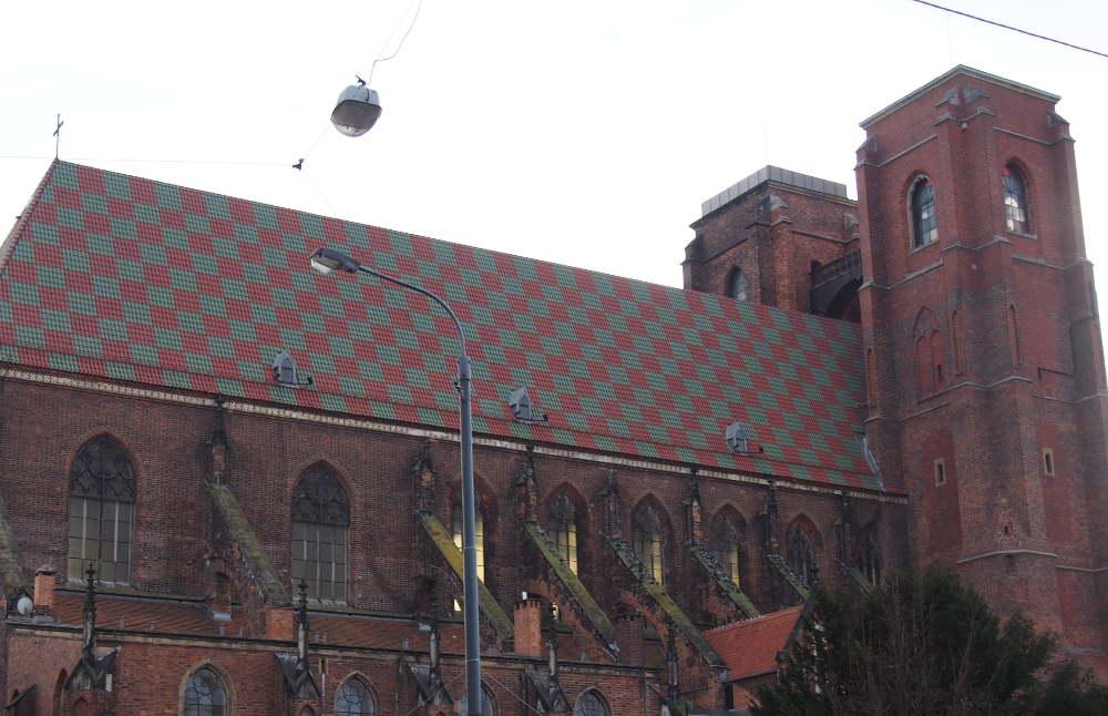 Breslau St. Maria Magdalena (© Christian Erdmann)