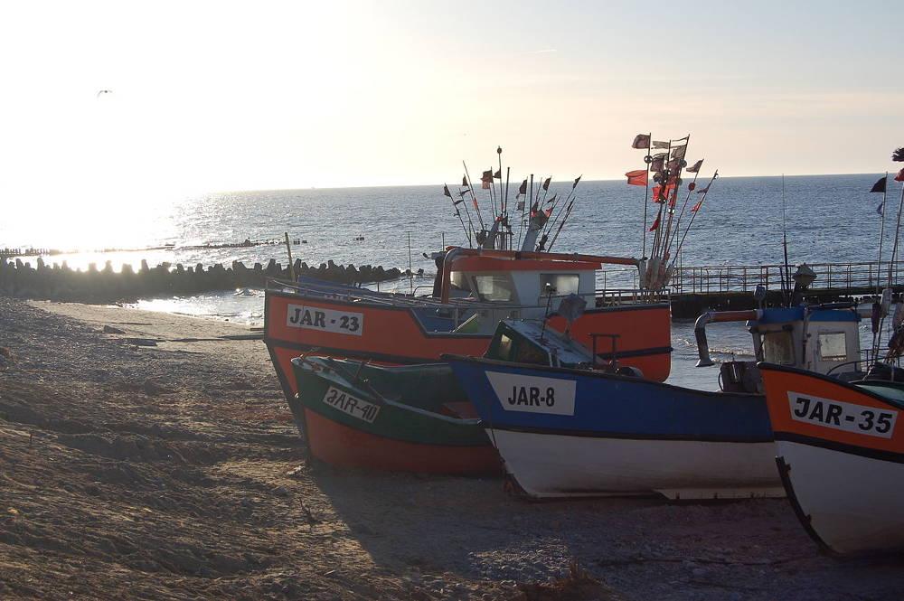 Strand JarosŁawiec (© Maria-Golinski)