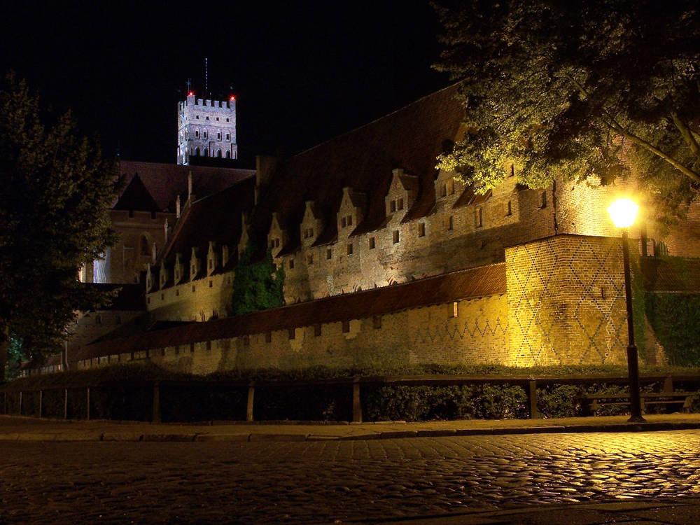 Marienburg bei Nacht (© Lestat (Jan-Mehlich))