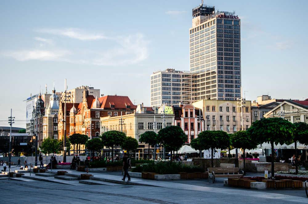 Katowice Markt (© Thepoweroflight)