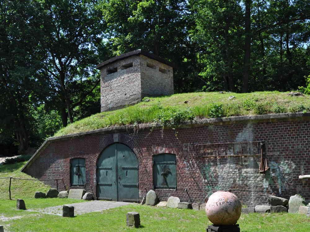 Swinemünde Festung (© Chron Paul)