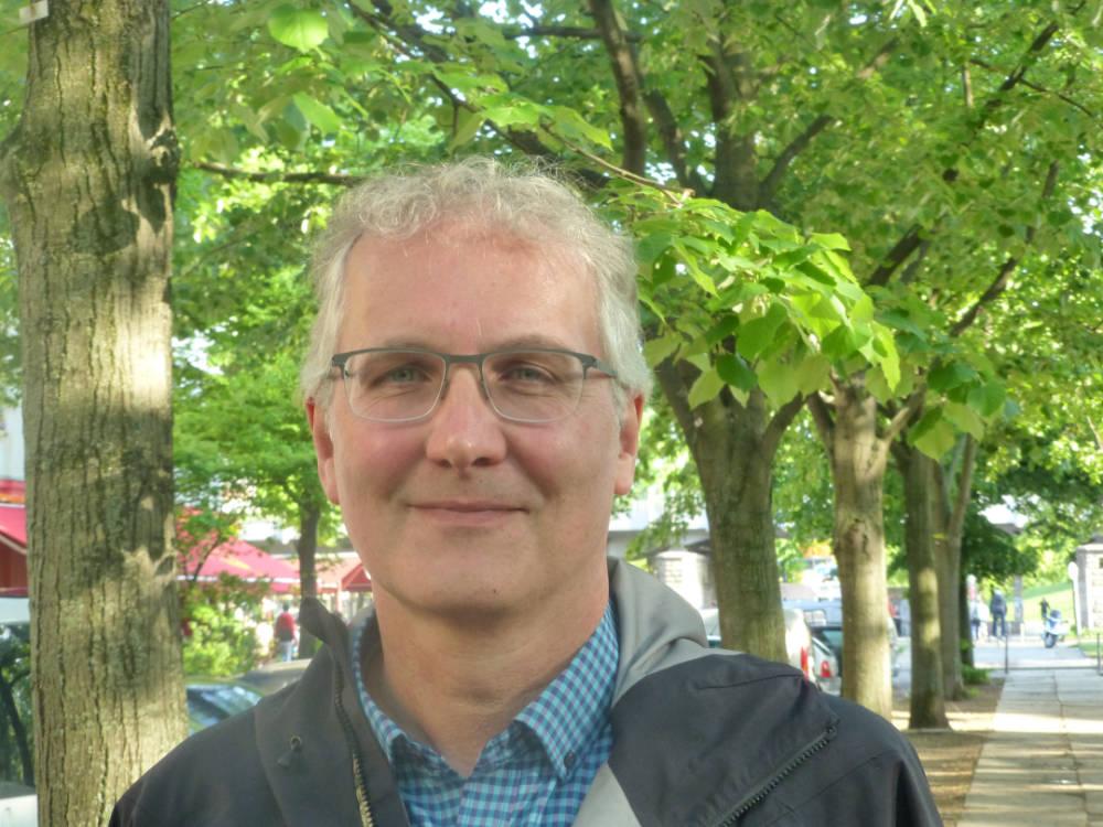 Carsten Wolf, Foto: Jens Hansel