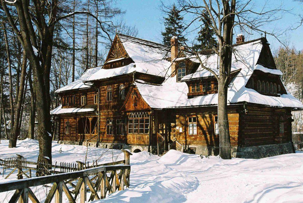 33_Zakopane_Villa-Koliba-Winter_Agnieszka-Baranowska