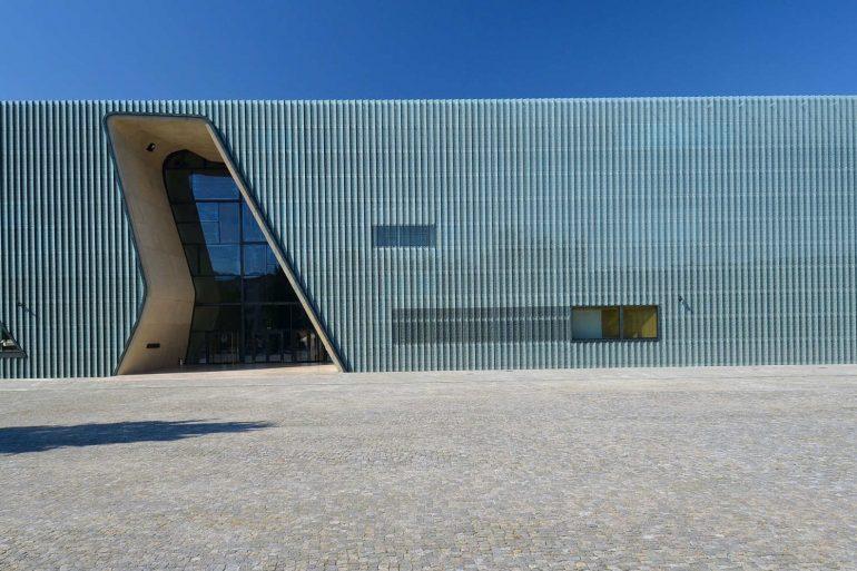 Zu sehen ist das Warschauer Museum der Geschichte der polnischen Juden, Bild: Adrian Grycuk