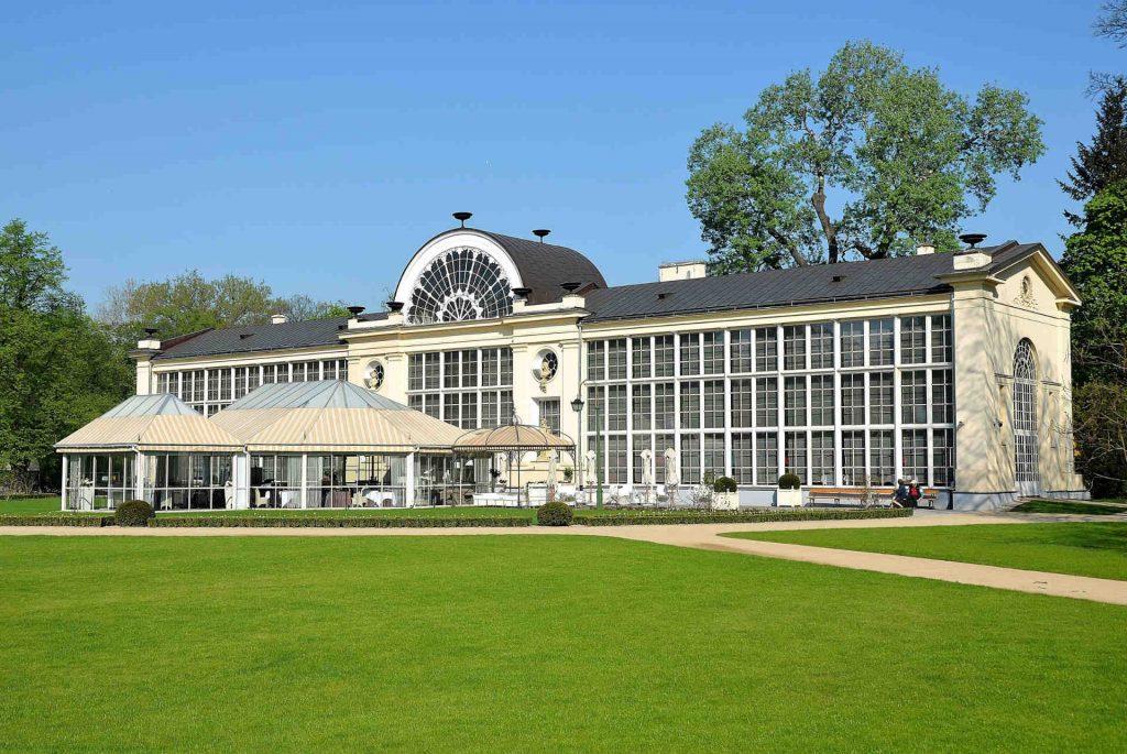 Zu sehen ist das Warschauer Belvedere in der Alten Orangerie, Bild: Adrian Grycuk