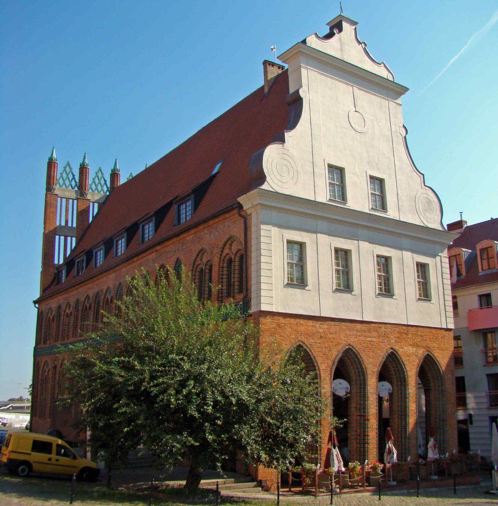 Zu sehen ist das Alte Rathaus in Stettin, Bild: Mateusz-War.