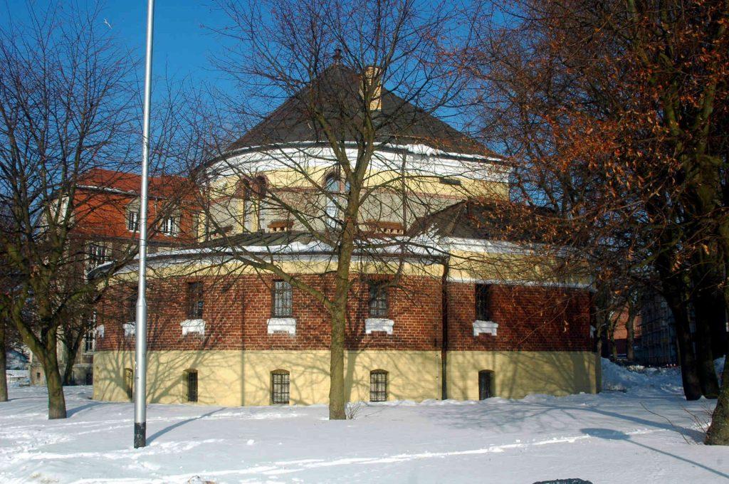 Zu sehen ist Kolbergs alte Musikschule, Bild: Radosław Drożdżewski Zwiadowca21