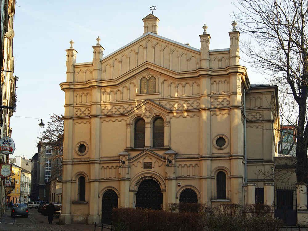 Kazimierz Synagoge (© Zygmunt-Put-Zetpe0202)