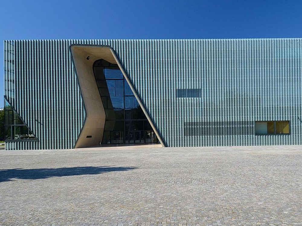 Warschau Museum Polin (© Adrian Grycuk)