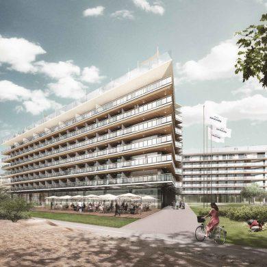 Zu sehen ist das Seaside Park Hotel in Kolberg, Bild: Seaside Park Hotel