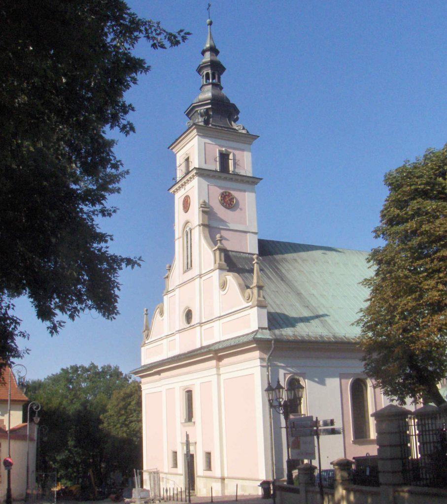 Zu sehen ist St.-Clemens in Wieliczka, Bild: I-Wojtas250