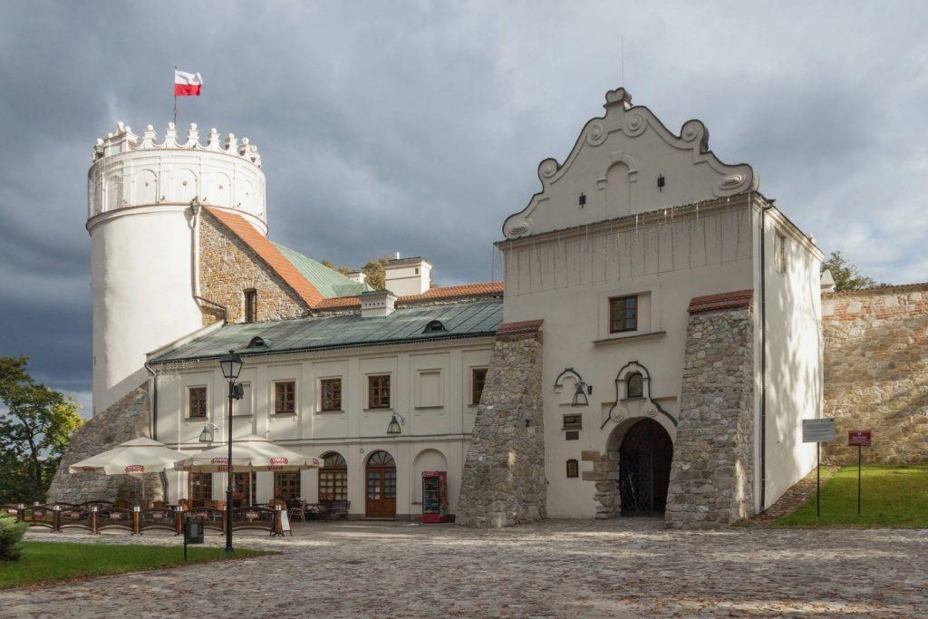 Zu sehen ist das Schloss Przemyśl, Bild: Marcin Konsek