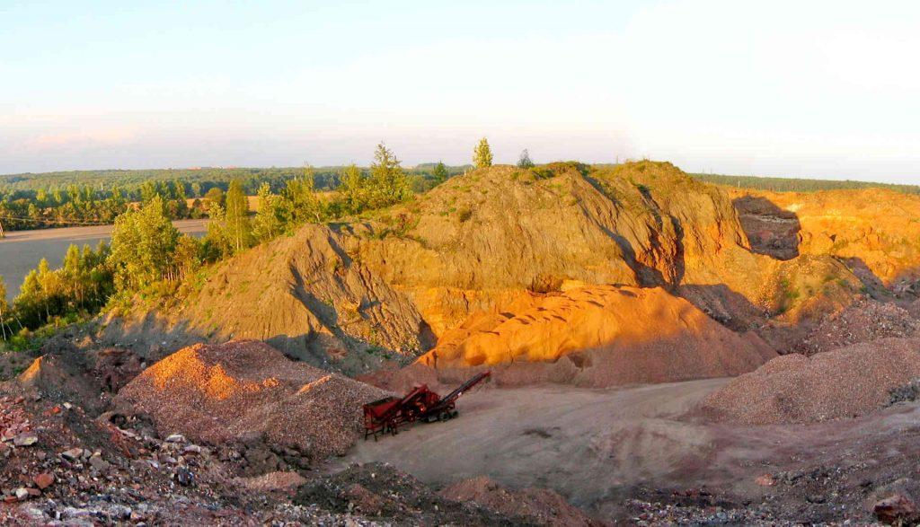 Zu sehen ist eine Kohlenmine in Zabrze, Bild: Bastet78