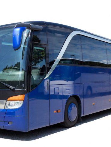 Reisebus-Beispielbild, Bild von Freedommail auf Pixabay