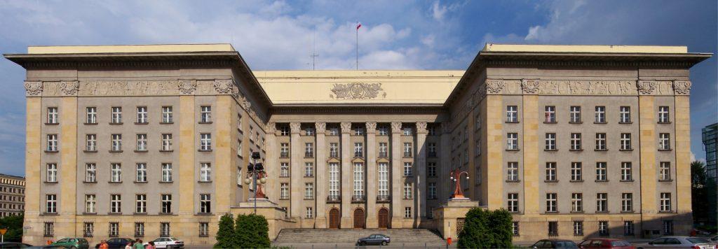 Zu sehen ist der Schlesische Landtag in Kattowitz, Bild: Lestat Jan Mehlich