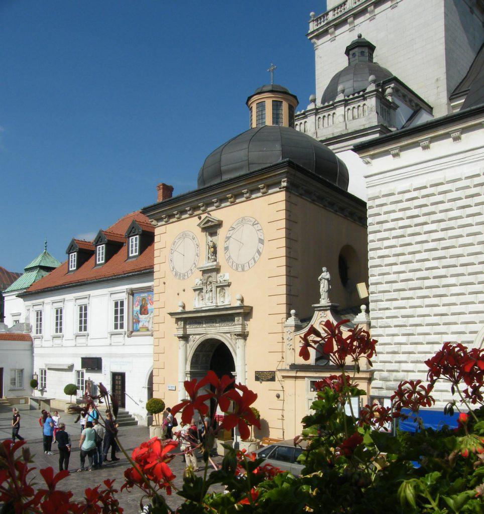 Zu sehen ist Jasna-Góra in Tschenstochau, Bild: Aneta Lazurek