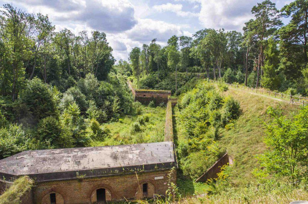 Zu sehen ist die Boyen-Festung in Lötzen, Bild: Tatiana Hardej