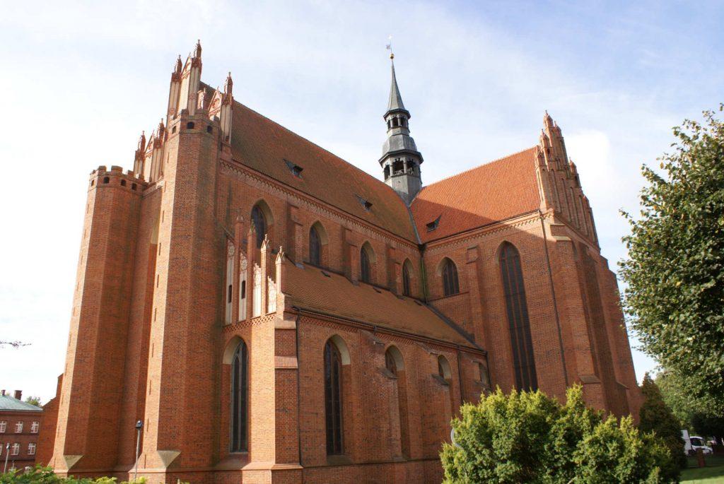 Zu sehen ist die Kathedrale von Pelplin, Bild: Mariusz Bronk
