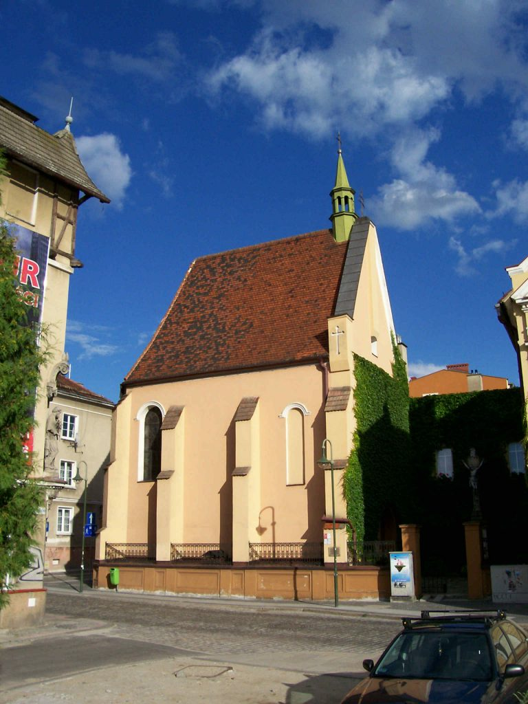 Zu sehen ist St.-Alexander in Oppeln, Bild: Kaww