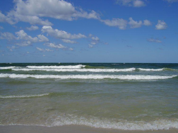 Zu sehen ist Strand in Leba, Bild: Maciej-Barnaś