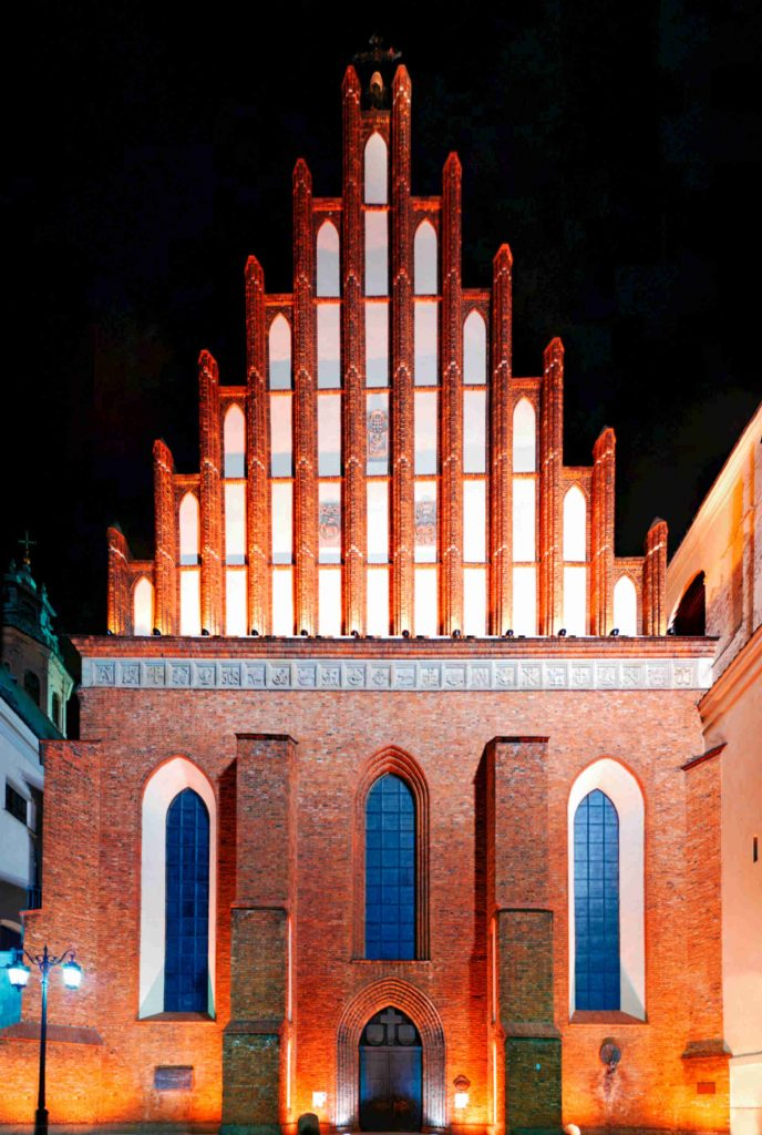 Zu sehen ist die Johanneskathedrale in Warschau, Bild: Solidphotouploader scaled