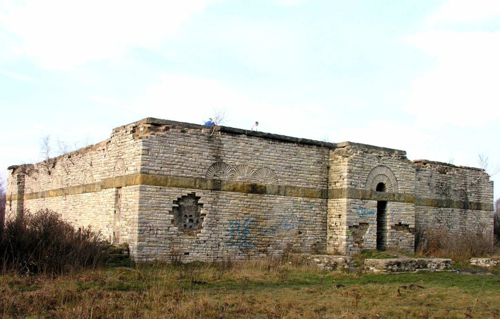 Zu sehen ist die Totenburg in Waldenburg, Bild: Bonio