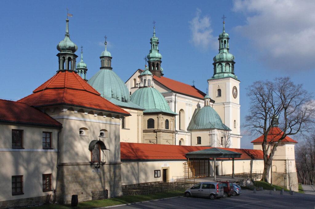 Zu sehen ist die Liebfrauenkirche in der Kalwaria Zebrzydowsk, Bild: Ludwig Schneider