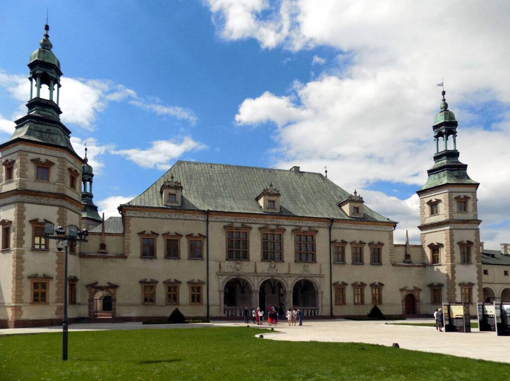 Zu sehen ist der Bischofspalast von Kielce, Bild: Paweł Schmidt