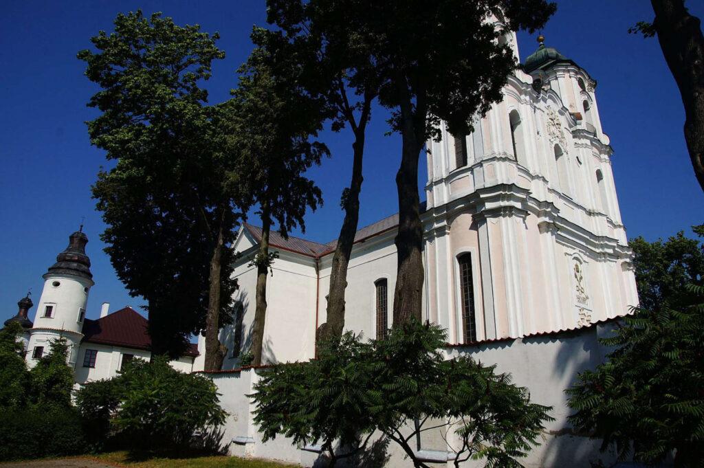 Zu sehen ist die Basilika in Sejny, Bild: Stanislaw-Ludwinski