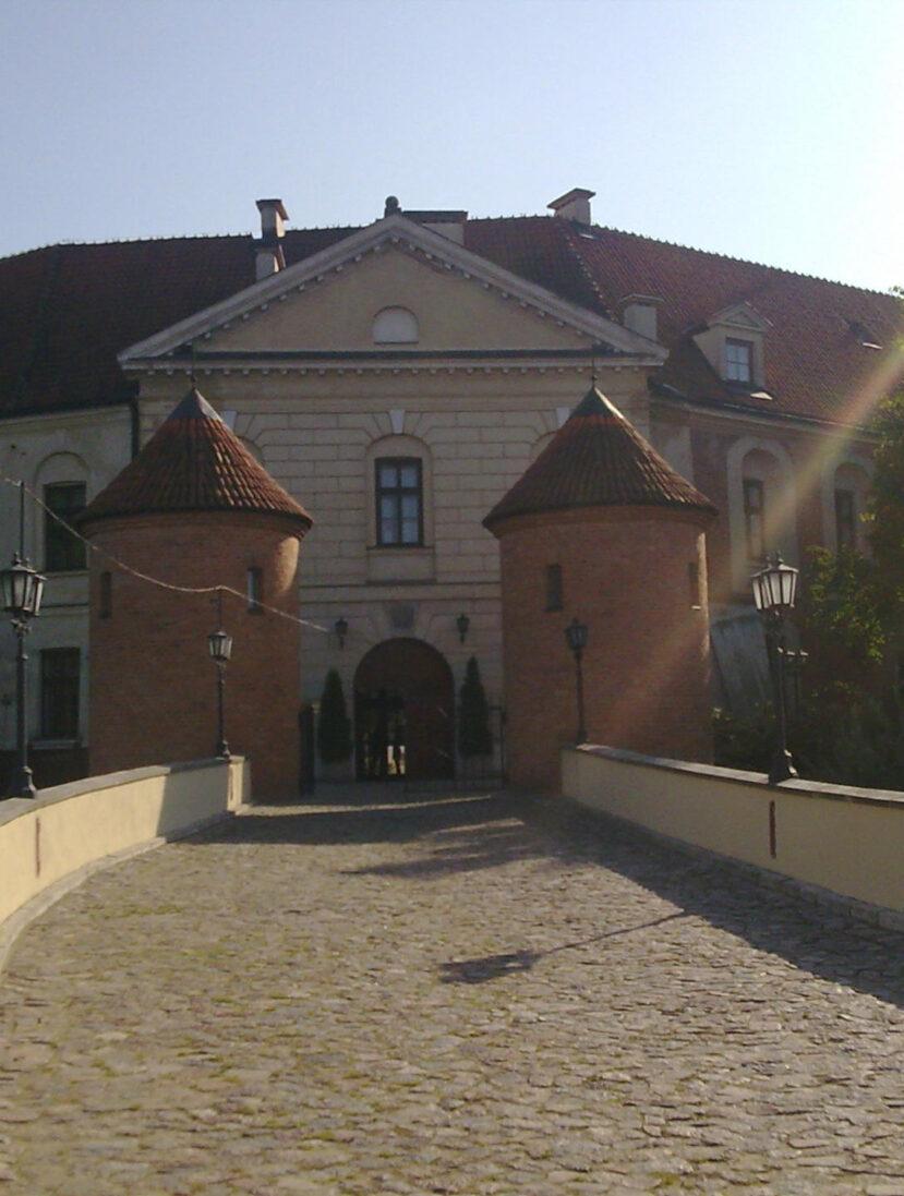Zu sehen ist das Haus der Polonia in Pułtusk, Bild: geo573